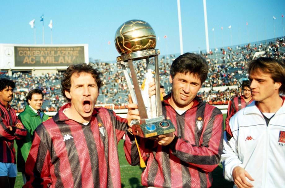La Copa Intercontinental, predecesora del Mundialito de Clubes
