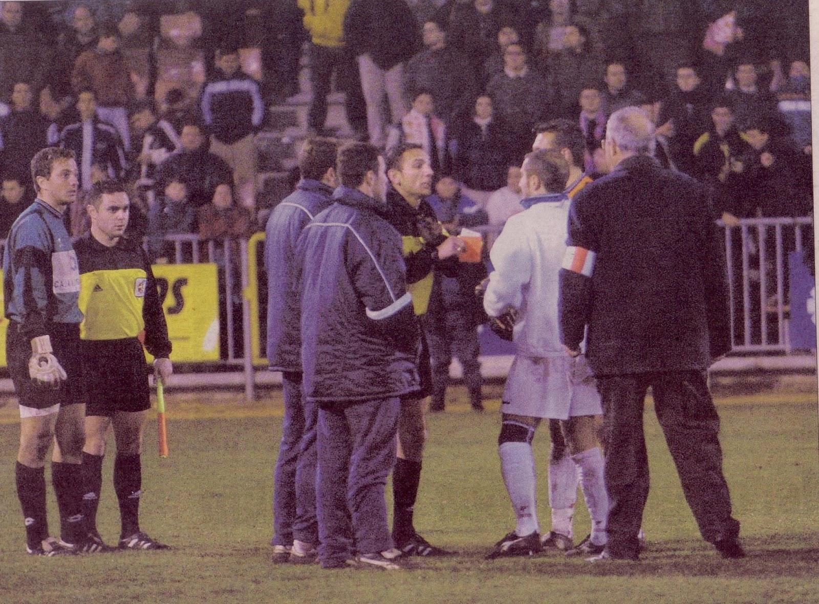 Copa del Rey: Granada-Guadix, el penalti de la polémica
