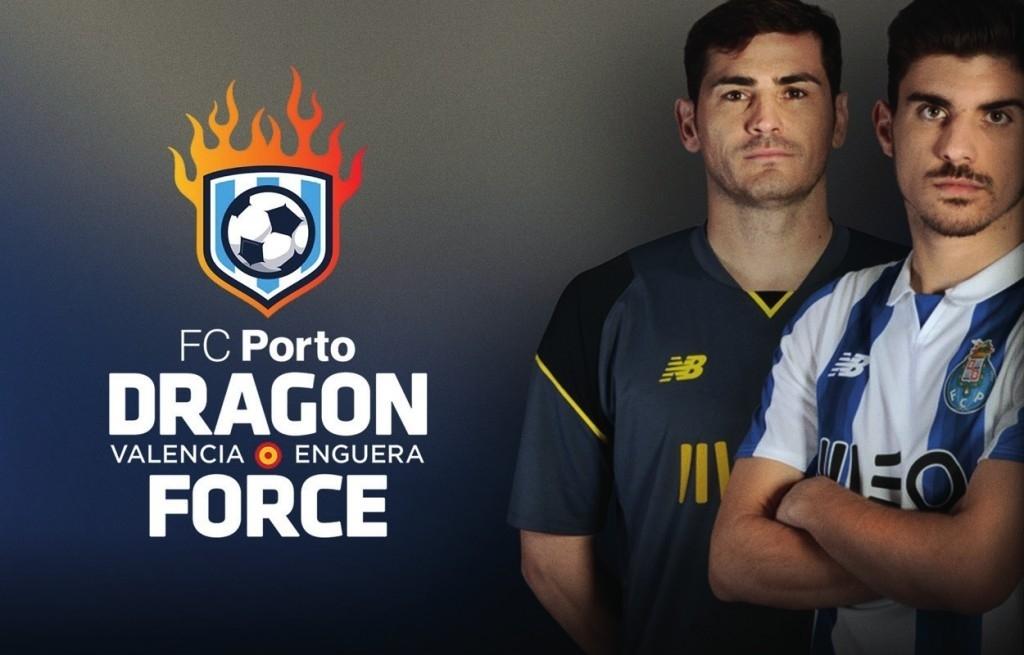 Escuela de fútbol en España FC Porto Dragon Force