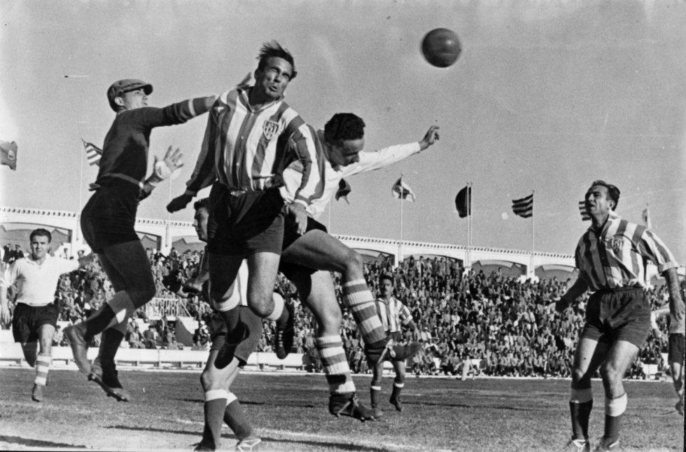 Equipos extranjeros que jugaron en la Liga española