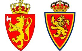 Escudo del Real Zaragoza: ¿Quién copió a quién?