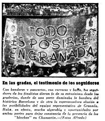 Todo es posible en Granada