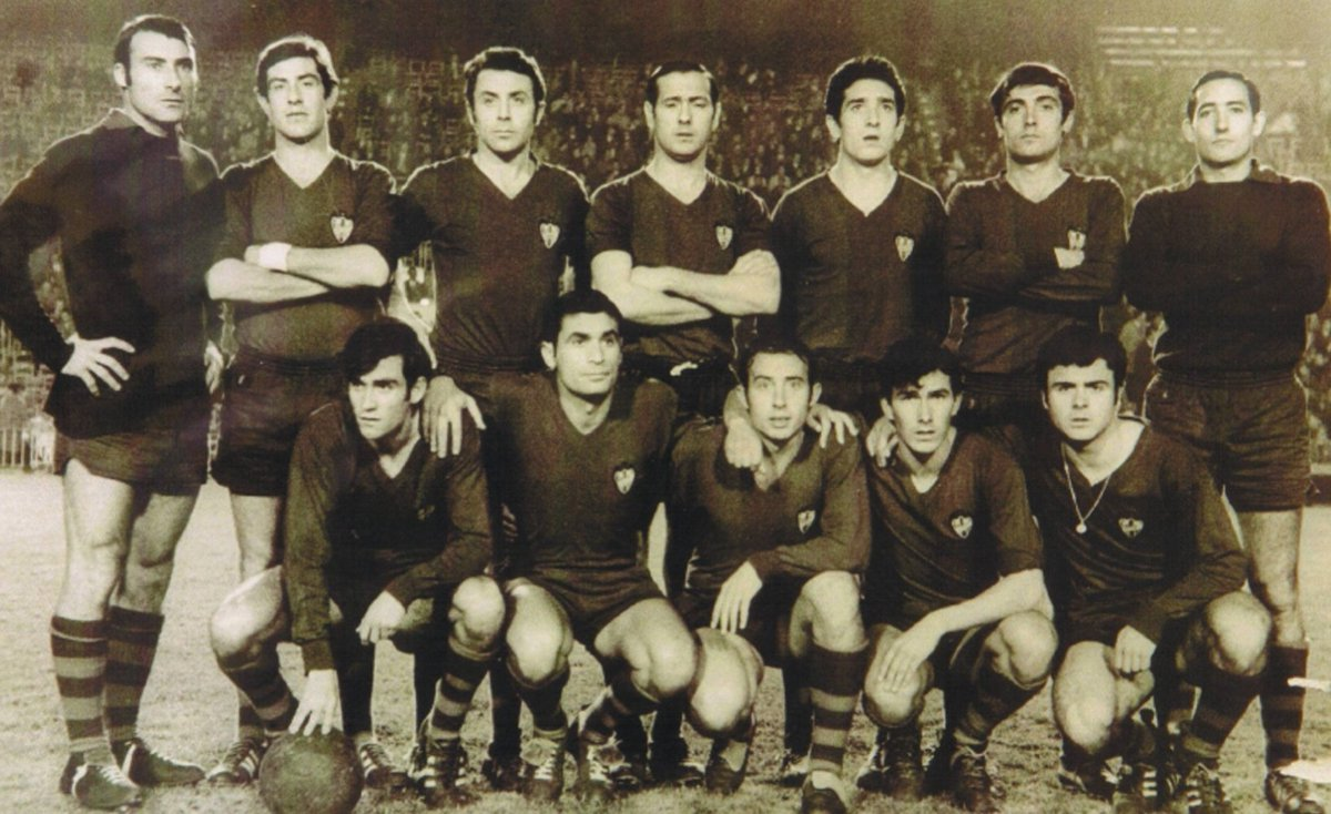 Cuando el Levante U.D. jugó de local en el Estadio de Mestalla