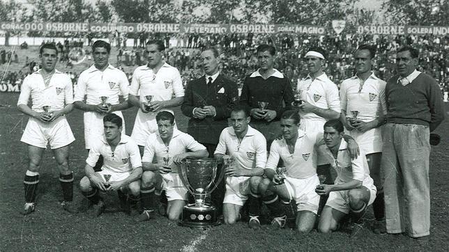 Sevilla campeón de Liga