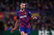 Sergio Busquets tras los pasos de jugadores históricos de la Liga