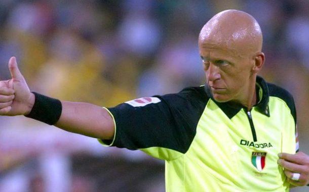 Pierluigi Collina, uno de los mejores árbitros de la historia