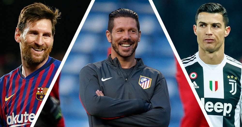 Los futbolistas y entrenadores mejor pagados del mundo