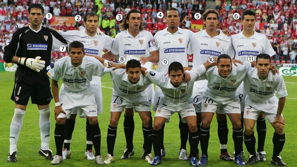 ¿Por qué el Sevilla viste medias negras?