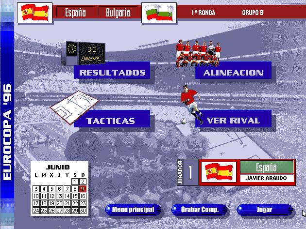 Eurocopa 96