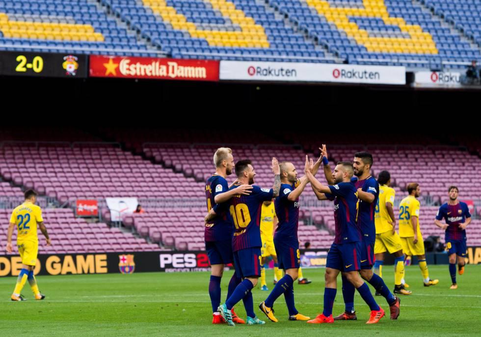 Barcelona Las Palmas