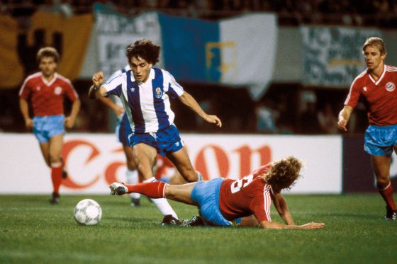 Paulo Futre 1987