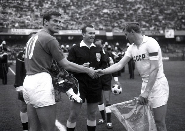 Eurocopa 1968: Italia y la suerte del campeón