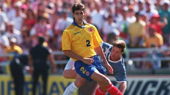 Andrés Escobar USA 94