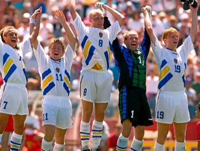 Los mejores futbolistas suecos de la historia