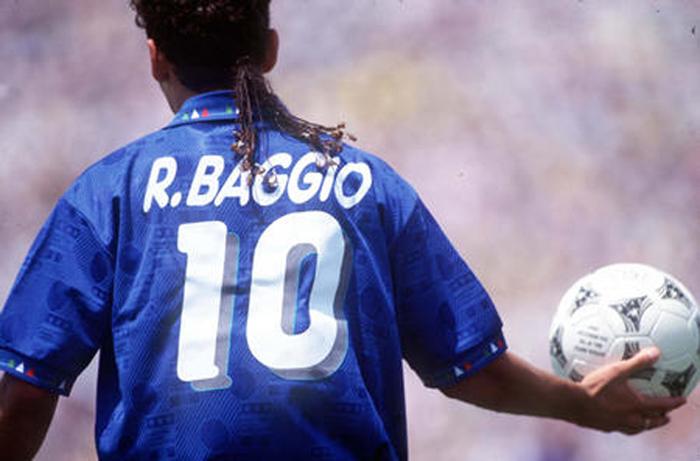 Roberto Baggio Italia Mundial de USA 94