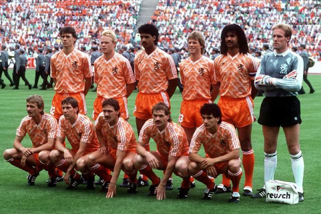Holanda 1988