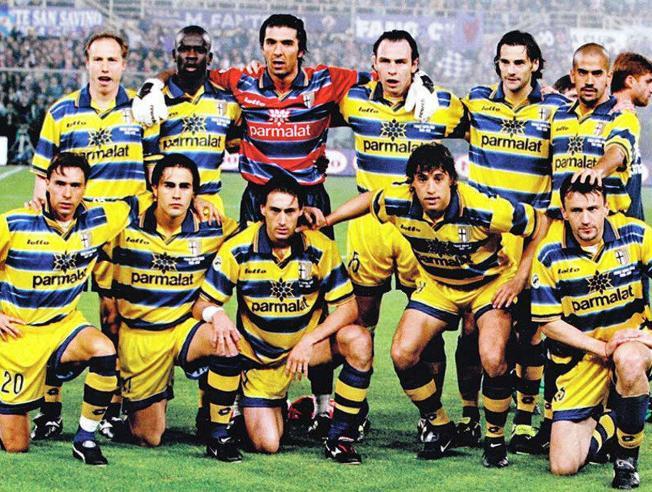El Parma de los años 90: El mejor de la historia