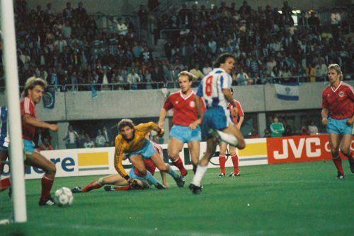 Futre, el taconazo de Madjer y la primera Copa de Europa del Oporto