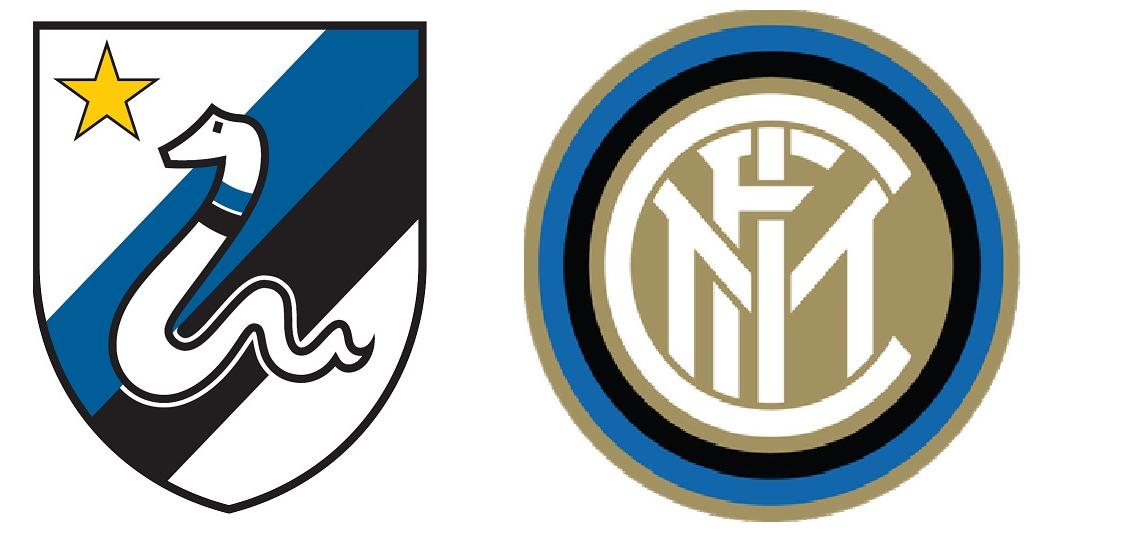 Los extraños escudos de la Liga italiana en los años 80