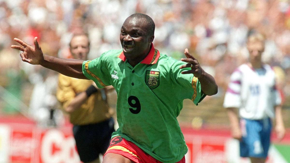 Camerún Rusia 1994