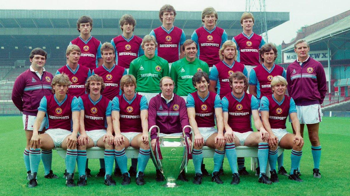 Aston Villa campeón de Europa