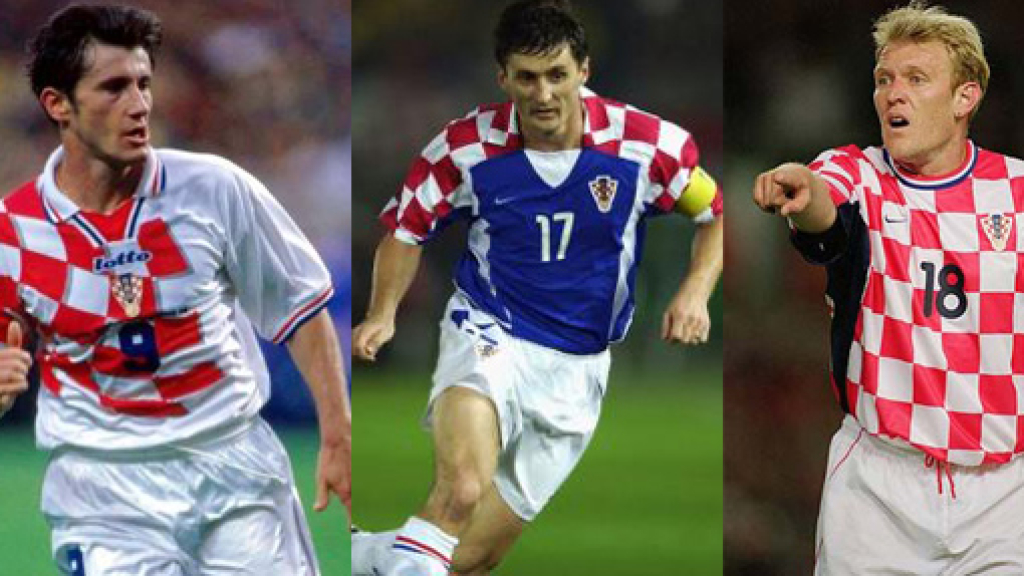 Suker Prosinecki Croacia