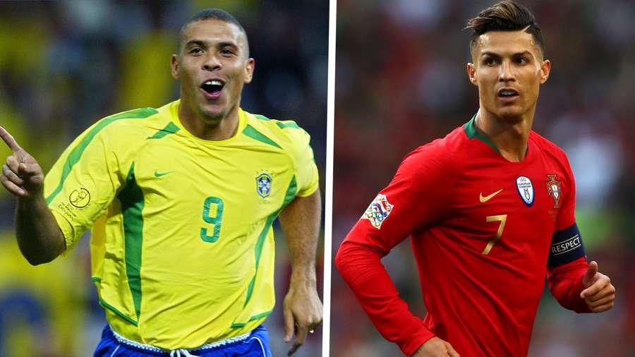 Cristiano Ronaldo Vs Ronaldo Nazário: ¿Quién ha sido mejor? (ENCUESTA)
