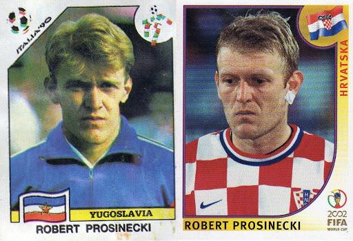 Futbolistas que jugaron dos Mundiales con distintas selecciones