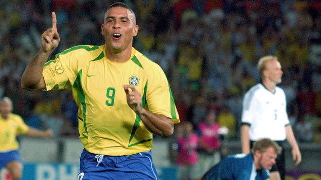 Ronaldo Mundial 2002