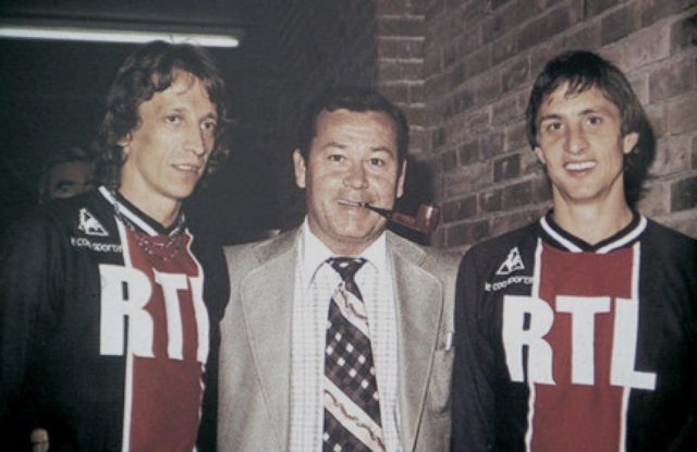 Just Fontaine Cruyff