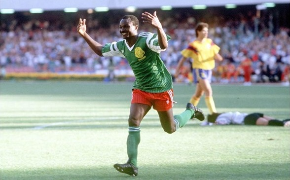 Roger Milla Colombia