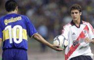 Pablo Aimar y Juan Román Riquelme, dos amigos rivales