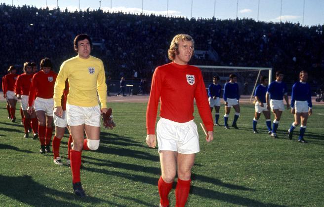 Los mejores futbolistas ingleses de la historia