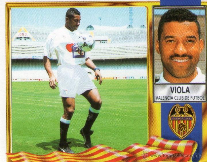 Viola, el delantero que llegó al Valencia después de ganar el Mundial