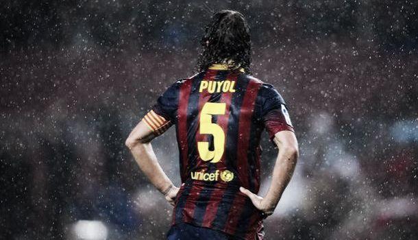 Carles Puyol, un oasis en el desierto del fútbol moderno