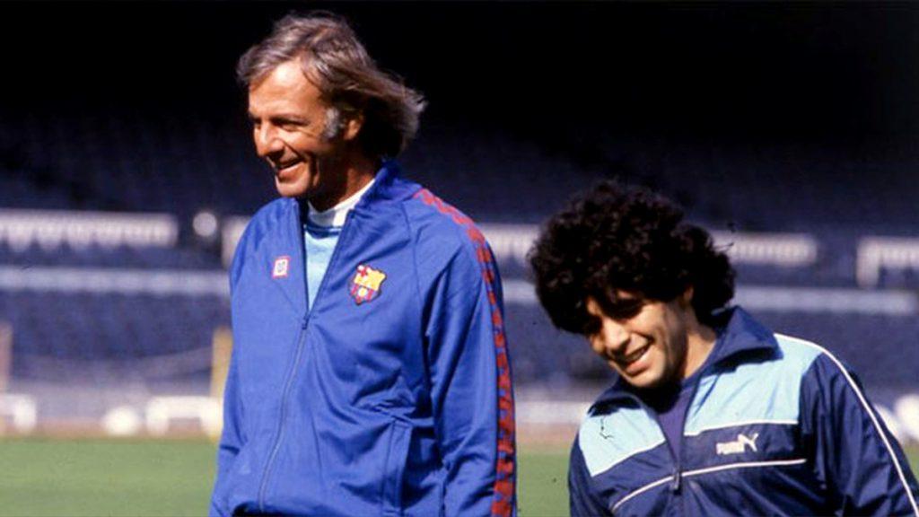 ¿Por qué echó Menotti a Maradona del Barça?