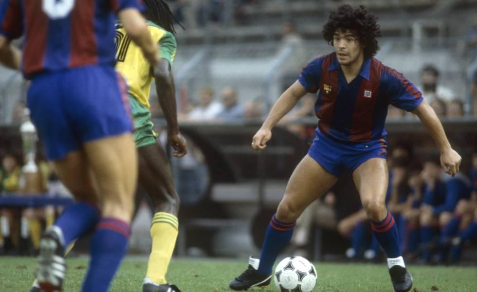 El mejor gol de Maradona según el propio Maradona