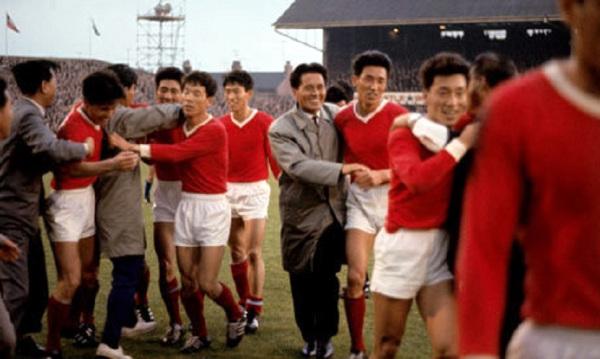 Corea del Norte y su gran hazaña en el Mundial de Inglaterra 1966