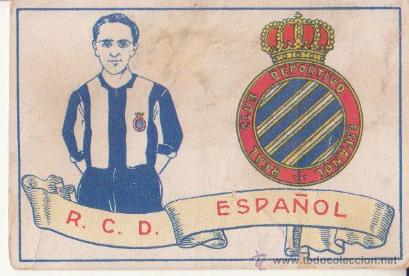 ¿Por qué se llamó RCD Español?