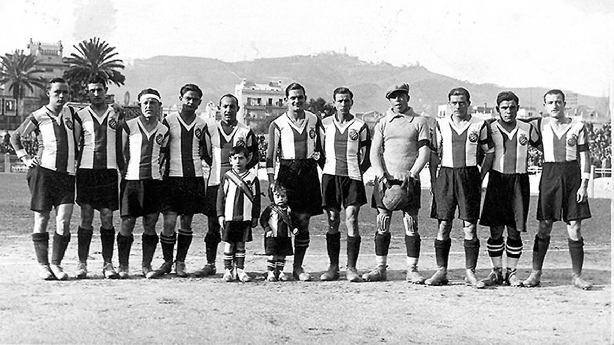 RCD Español 1928-1929