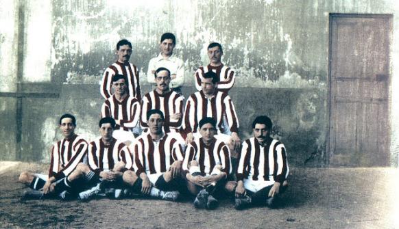 Atlético de Madrid 1910