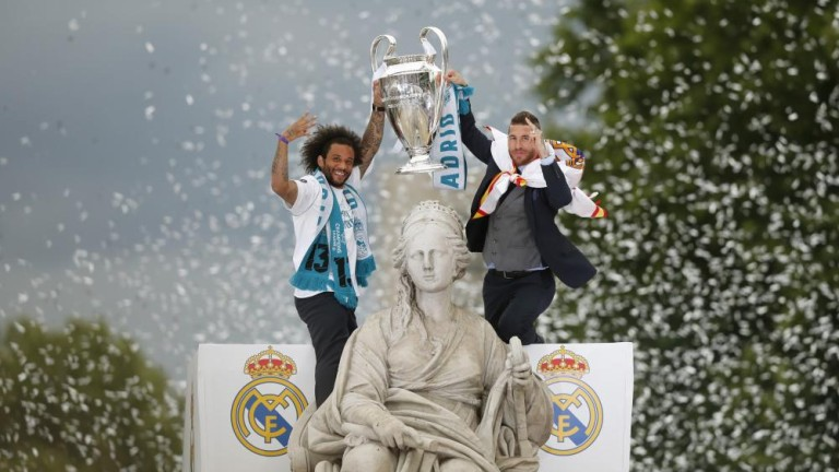 Real Madrid Cibeles