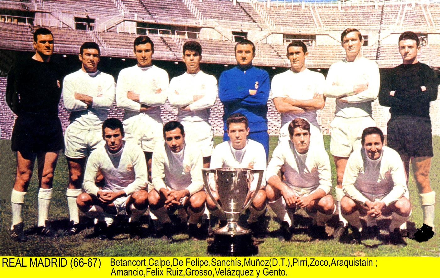 Real Madrid ye-ye