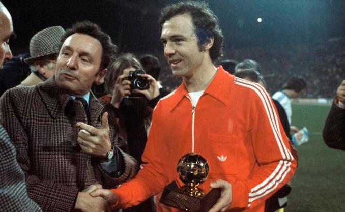 Beckenbauer Balón de Oro