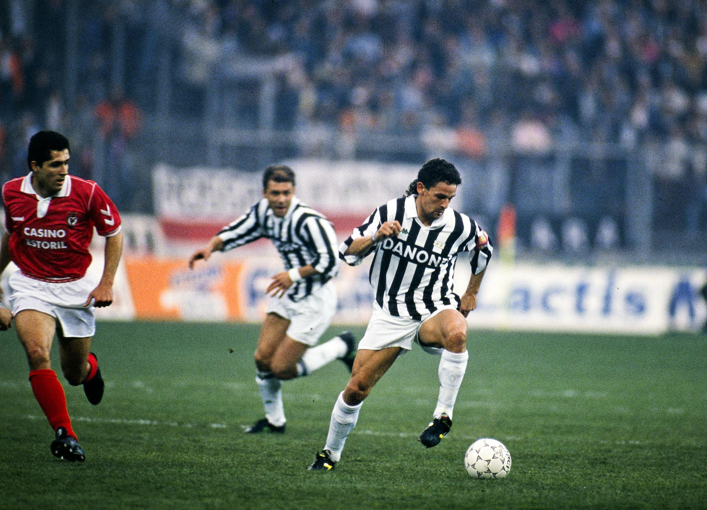Baggio Juventus