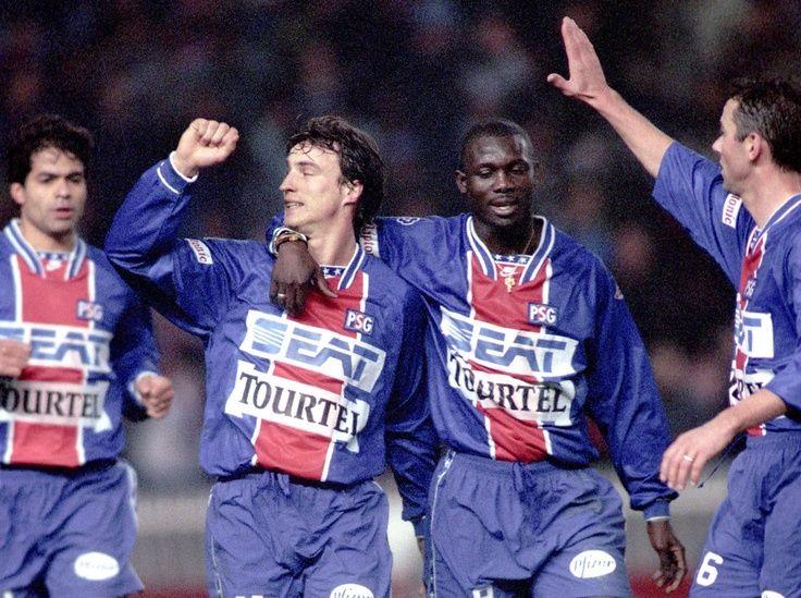 Aquel mítico Paris Saint Germain de los años 90