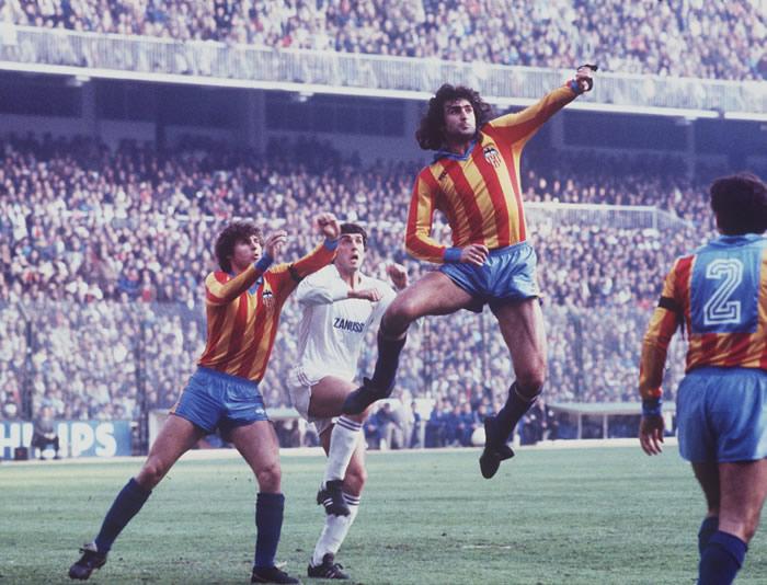 futbolista más importante del Valencia