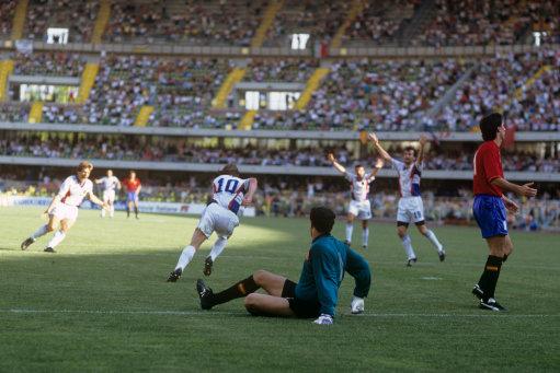 Míchel, Stojkovic y aquel fatídico Mundial de 1990