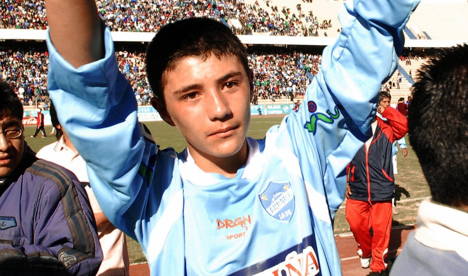 futbolista más joven