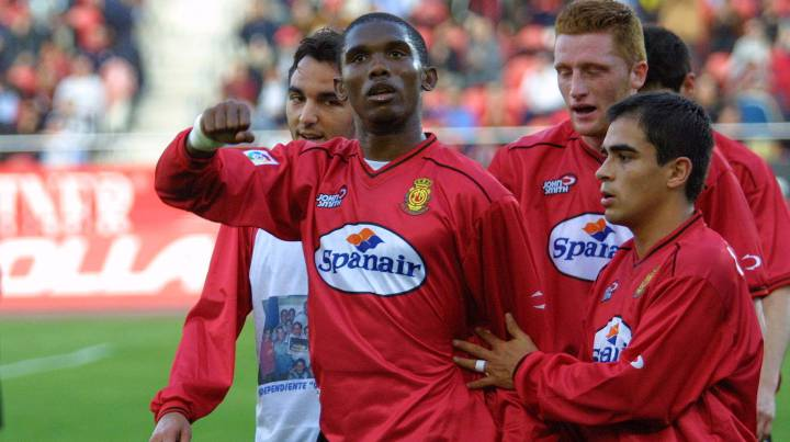 mejor futbolista del Mallorca